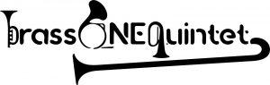 Logo brassONEquintet